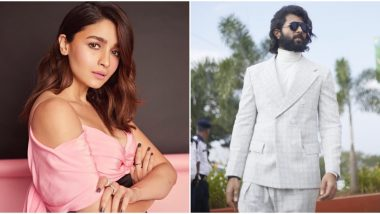 Filmfare Glamour and Style Awards 2019: Alia Bhatt Finds South Hunk Vijay Deverakonda the Most Glamorous Actor (Watch Video)