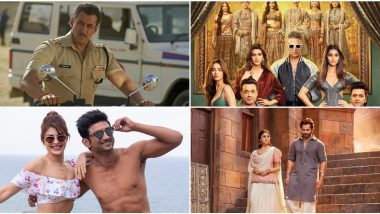 Year Ender 2019: From Alia Bhatt's Kalank to Salman Khan's Dabangg 3, 11 Bollywood Movies That Disappointed Us the Most in 2019