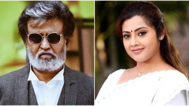 Is Actress Meena Superstar Rajinikanth's Heroine in Thalaivar 168?