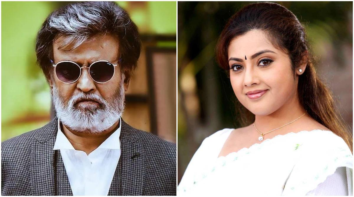 Is Actress Meena Superstar Rajinikanth's Heroine in Thalaivar 168?