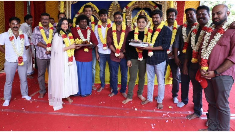 Doctor: Shooting Of Sivakarthikeyan's Next Starts Today, Actor Shares Pics from the Puja Ceremony on Social Media