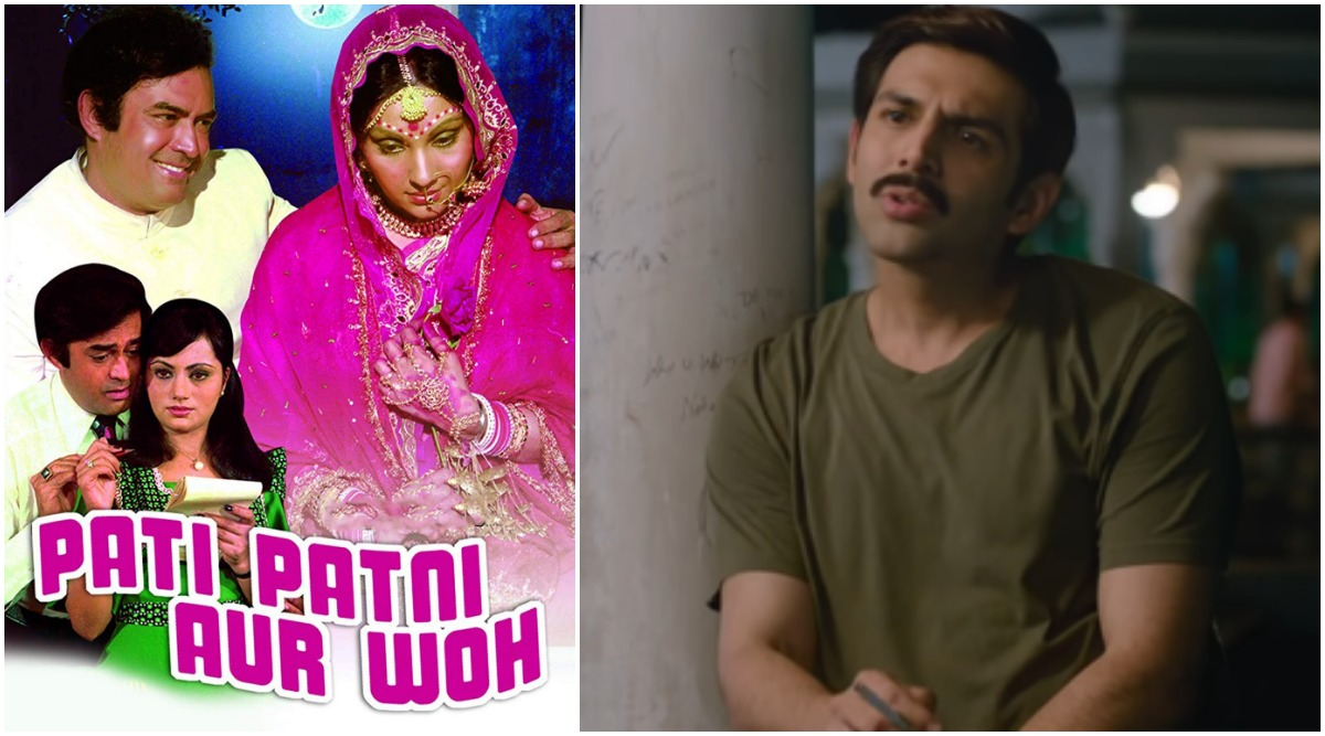 Here's Why Kartik Aaryan Has Not Watched the Cult Classic Pati Patni Aur Woh