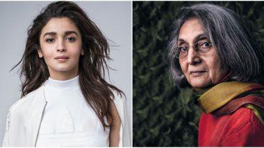 Alia Bhatt is Already in Talks with Shakun Batra to Play Ma Anand Sheela in her Biopic?