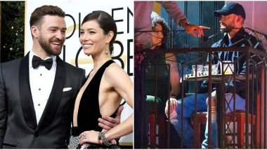 Justin Timberlake Regrets His Behaviour, Apologises To Wife Jessica Biel for Holding Hands with His Palmer Co-star Alisha Wainwright