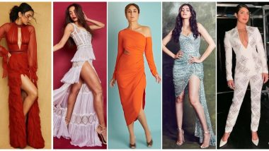Year Ender 2019: Kareena Kapoor Khan, Ananya Panday and Rakul Preet Singh Emerge as the Best-Dressed Celebs of this Year (View Pics)