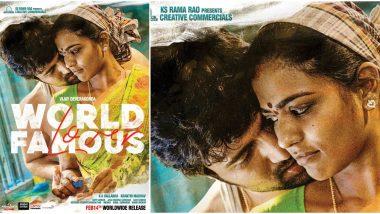 World Famous Lover Poster: Vijay Deverakonda and Aishwarya Rajesh's Chemistry Looks Impressive; Film to Release on February 14, 2020