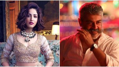 Valimai: Bala Actress Yami Gautam to Star Opposite Thala Ajith in his Next Big Release?