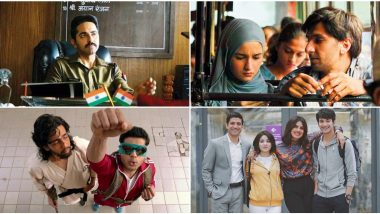 Year Ender 2019: From Ranveer Singh's Gully Boy to Priyanka Chopra's The Sky Is Pink, 9 Bollywood Films That Impressed Us the Most in 2019