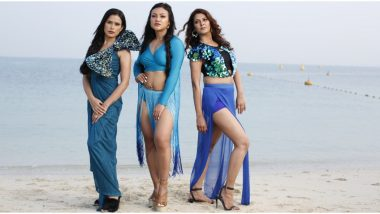 Fitnglam Soars High on Success with International Calendar Shoot 2020 In Dubai, UAE