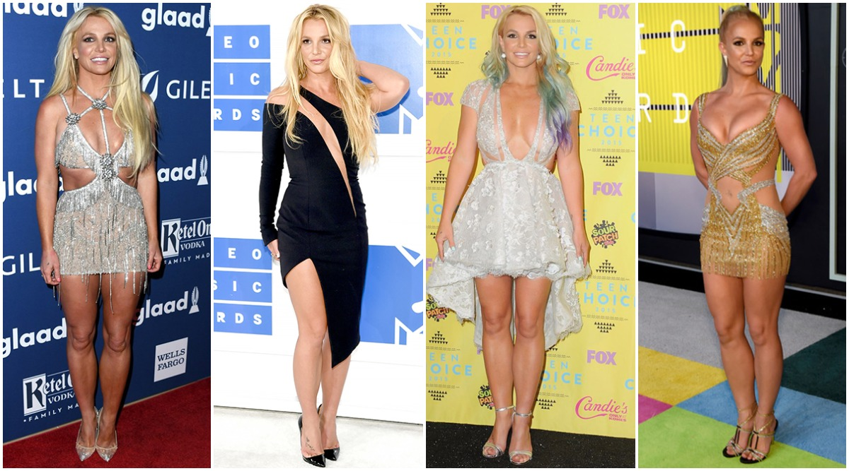 Britney Spears Birthday Special: Here's Taking a Look at Some of the Most Memorable Fashion Outings by 'The Princess of Pop'