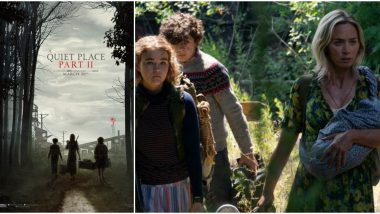 A Quiet Place Part II Poster Out! Trailer of Emily Blunt's Horror Sequel to Release on New Year's Day