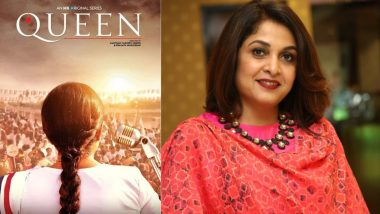 Queen: Ramya Krishnan to Play the Role of Late CM Jayalalithaa in Her Digital Debut; Trailer to Be Out on December 5