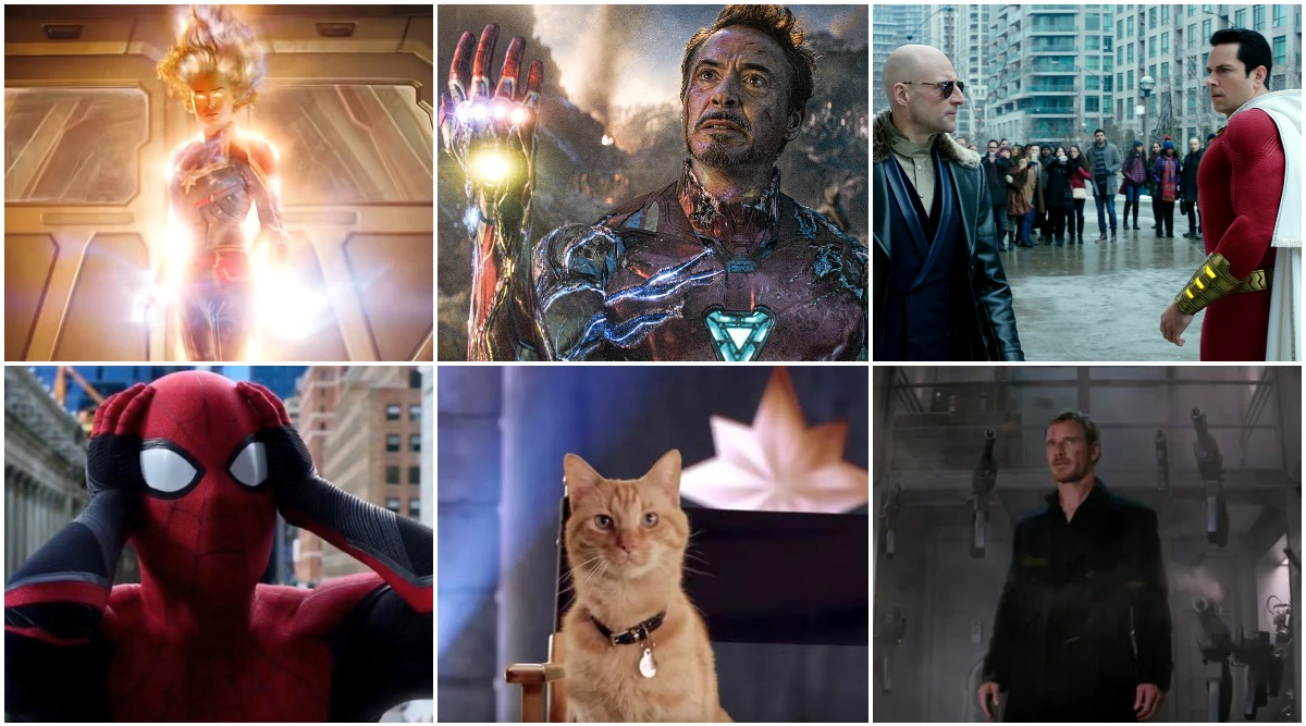 Year Ender 2019: From Avengers EndGame to Spider-Man: Far From Home, 11 Best Superhero Moments That Made Us Laugh, Cry, and Cheer in Jubilation (Watch Videos)