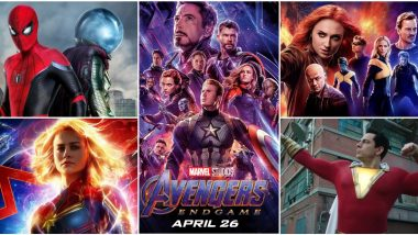 Year Ender 2019: Captain Marvel, Avengers: Endgame, Dark Phoenix – Ranking All Superhero Movies of 2019 From Worst to Best