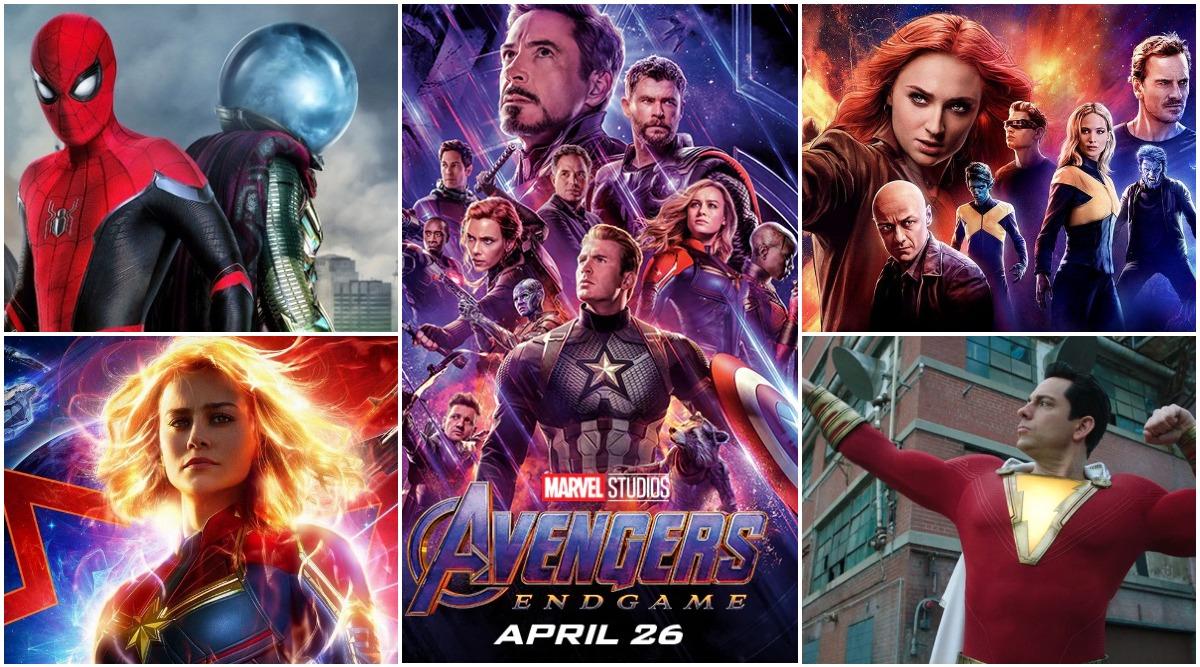 Year Ender 2019: Captain Marvel, Avengers: Endgame, Dark Phoenix – Ranking All Superhero Movies of 2019 From Worst to Best