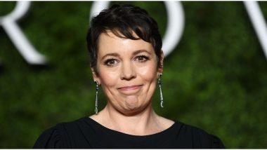 Oscar Winning Actress Olivia Colman to Star in Crime Series Titled Landscapers
