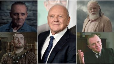 Anthony Hopkins Birthday Special: 5 Best Films of the Thor: Ragnarok Actor Ranked As per IMDB Rating