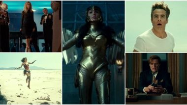 Wonder Woman 1984 Trailer: Gal Gadot Is Back As the Amazonian Superhero and She Brings With Her the Dazzling Magic of the '80s! (Watch VIdeo)