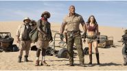 Jumanji: The Next Level Full Movie in HD Leaked on TamilRockers for Free Download, Watch Online on YesMovies in Hindi & English: Dwayne Johnson Film Becomes Victim of Online Piracy