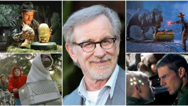 Steven Spielberg Birthday Special: 7 Finest Blockbusters the Jurassic Park Director Has Given to Cinema