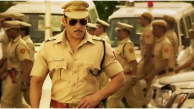 Dabangg 3 Box Office Collections Day 6: Salman Khan Starrer Gets a Good Jump Due to Christmas Holiday, Collects Rs 119.55 Crores