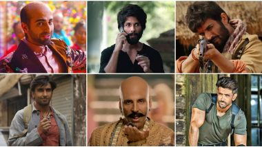 Year Ender 2019: Ranveer Singh in Gully Boy, Shahid Kapoor in Kabir Singh, Ayushmann Khurrana in Bala & More – 11 Best Male Performances of Bollywood in This Year