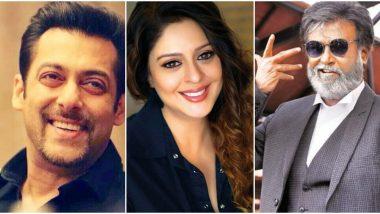 Nagma Birthday: From Salman Khan to Rajinikanth, 5 Superstars with Whom This Beauty Shared Screen Space