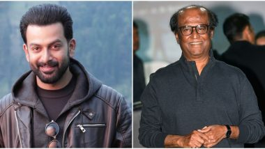 'I Got An Offer To Direct Rajinikanth Sir's Next Film', Says Prithviraj Sukumaran