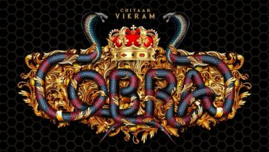Chiyaan Vikram 58 Is Titled Cobra; Ajay Gnanamuthu Directorial to Release on Summer 2020 (Watch Video)