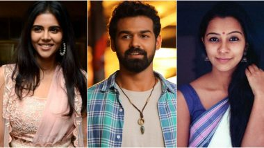Hridayam: Kalyani Priyadarshan, Pranav Mohanlal, Darshana Rajendran to Share Screen Space in Vineeth Sreenivasan's Directorial (Watch Video)