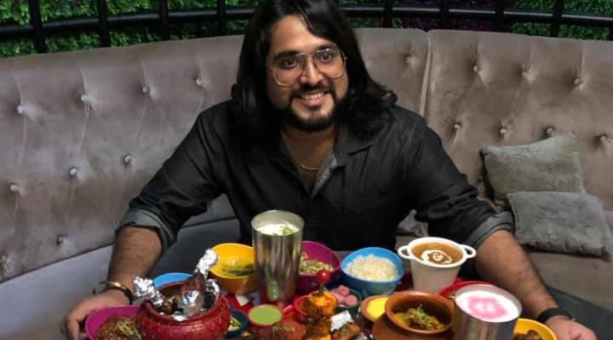 Food and Travel Influencer Rahul Ahuja ( Eatsindia ) Contribution To The Foodie World Is Commendable