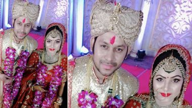 Dream Girl Director Raaj Shandilyaa Gets Married To Longtime Girlfriend Varsha (View Pics)