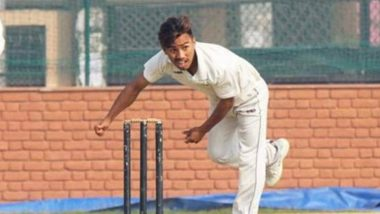 Rex Singh, 19, Takes Eight Wickets As Manipur Bowl Out Mizoram for Just 65 Runs During Ranji Trophy 2019-20 Match