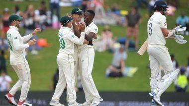 Kagiso Rabada Stars in South Africa's 107-Run Win Over England at Centurion
