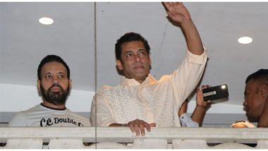 Salman Khan's House Evacuated by Mumbai Police After Bomb Threat by Ghaziabad Teen, Turns Out To Be Hoax