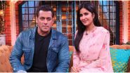 Bigg Boss 13: Salman Khan Jokes He Is Trying to Meet Katrina Kaif