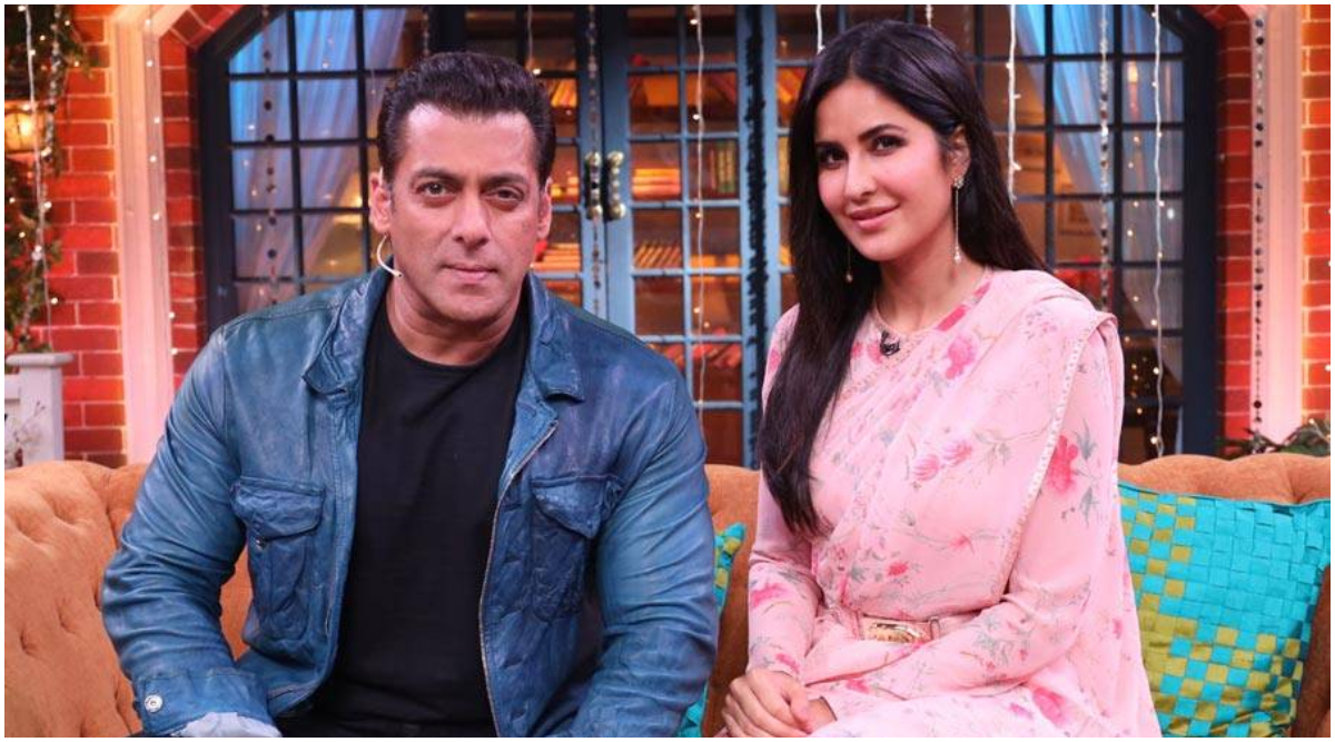 Bigg Boss 13: Salman Khan Jokes He Is Trying to Meet Katrina Kaif