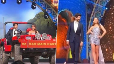 Sara Ali Khan And Kartik Aaryan Shake A Leg Together At Star Screen Awards Amidst Breakup Rumours (Watch Videos)