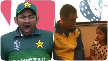 Year Ender 2019: From Sarfaraz Ahmed Yawning to Cristiano Ronaldo Removing his Silver Medal After Loss Against Lazio, Check Out 5 Pictures & Videos that Went Viral This Year!