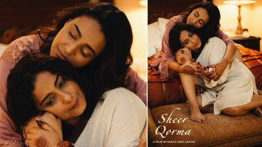 Sheer Qorma: Swara Bhasker and Divya Dutta Seen Sharing a Close Embrace in the New Still From the Film (See Pic)