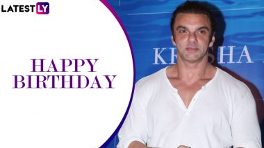 Sohail Khan Birthday: 5 Songs of The Actor That Every Desi Music Lover Must Have Had In Their Playlist!