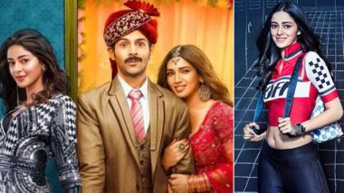 Pati Patni Aur Woh Beats Ananya Panday's Debut Film Student Of The Year 2 In 11 days
