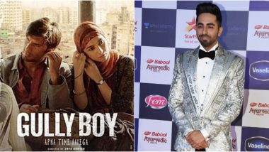 Star Screen Awards 2019 Winners' List: Gully Boy Wins Big, Ayushmann Khurrana Takes Home Best Actor Critics Award