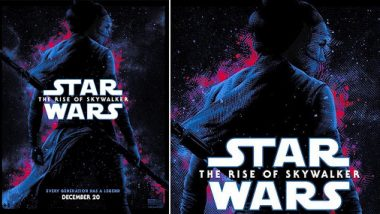 Disney Sends Out Warnings To Theatres Ahead Of The Release Of Star Wars: The Rise Of The Skywalker And It's For A Noble Cause