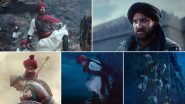 Tanhaji The Unsung Warrior Trailer 2: Ajay Devgn-Kajol Take The Valour of Marathas to Next Level And Saif Ali Khan's Antagonist Act Is Unmissable (Watch Video)