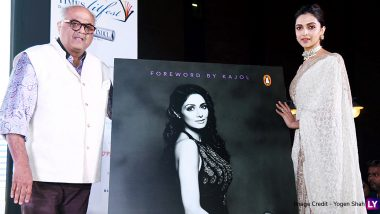 Deepika Padukone Launches Book On Sridevi's Life, Boney Kapoor Gets Emotional (See Pics)