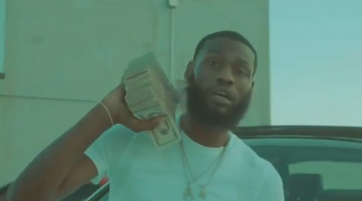 North Carolina Man Allegedly Steals $88K From Bank, Gets Arrested After Flaunting Cash on Instagram (Watch Video)