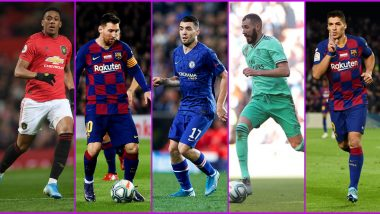 Top 5 Goals of the Week: From Lionel Messi vs RCD Mallorca to Anthony Martial vs Manchester City, Here's the Best of Football Goals