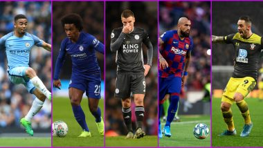 Top 5 Goals of the Week: From Gabriel Jesus vs Leicester City to Jamie Vardy vs Manchester City, Here's the Best of Football Goals