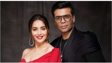 Madhuri Dixit to Mark her Web Debut with Karan Johar's Next Production for Netflix